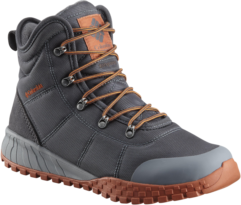 a609b7f10f Columbia Fairbanks Omni-Heat Shoes Men graphite/dark adobe at ...